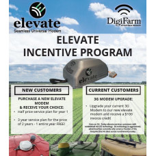 3 year Service Plan for elevate for the Price of 2 Promo