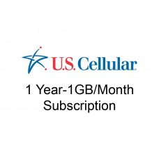 1 year 1GB/month US Cellular Data Package