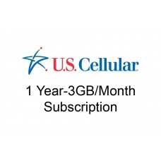 1 year 3GB/month U.S. Cellular Data package