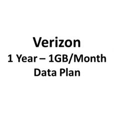 1 year 1GB/month Verizon Data Package