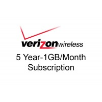 5 year 1GB/month Verizon Data Package