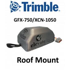 Elevate Modem Kit for Trimble GFX-750/XCN-1050 Roof Mount