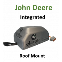 Elevate Modem Kit for John Deere Integrated receivers for Roof Mount use only