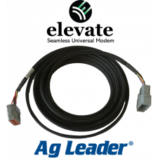 Elevate Extension Cable 15 FT (used w/AgLeader roof mount kits)