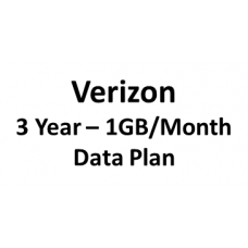 3 year 1GB/month Verizon Data Package